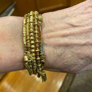Stella and Dot Celine Bracelet Gold